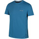 Regatta Hyper-Cool t-shirt Heren blauw